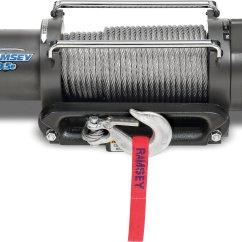 Ramsey Winch Solenoid Wiring Diagram Hunter Pro C Sprinkler System 111090 Rep 9 5e Electric Quadratec