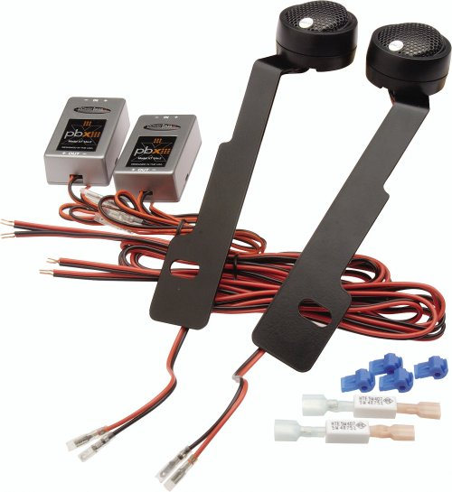 small resolution of quadratec super tweeters pair for 97 06 jeep wrangler tj unlimited