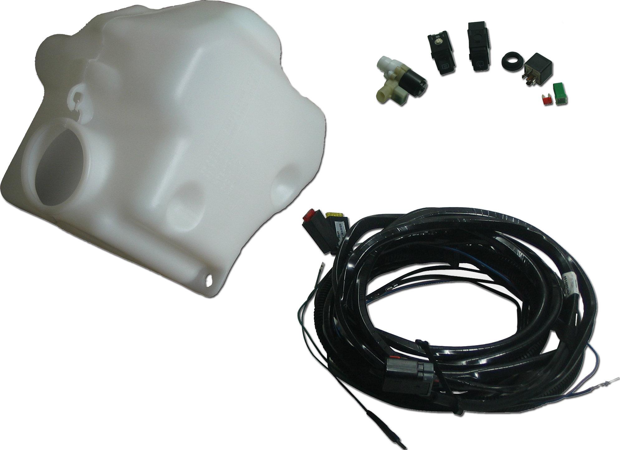Mopar Ab Hardtop Wiring Kit For 03 06 Jeep