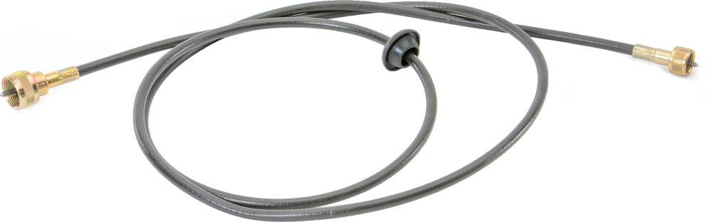 medium resolution of crown automotive j5351776 speedometer cable for 76 79 jeep cj 5 u0026 cjthe quadratec