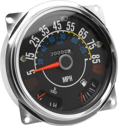 crown automotive j5761110 speedometer cluster 5 85 mph for 80 86 jeep [ 1838 x 1958 Pixel ]
