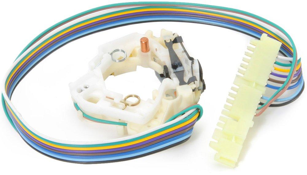 medium resolution of crown automotive 56002011 turn signal switch for 77 86 jeep cj series 87 93 wrangler yj 77 91 sj j series 84 93 cherokee xj comanche mj quadratec