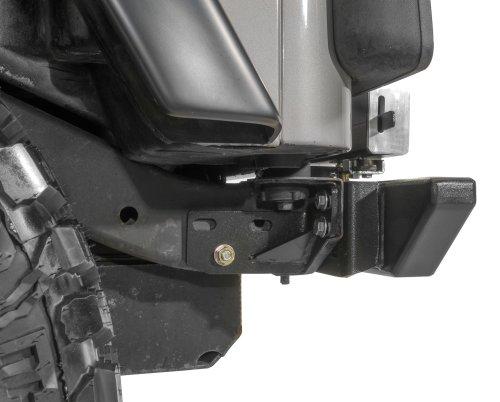 small resolution of rock hard 4x4 rh2001 cj rear bumper heavy duty frame kit for 76 86 jeep cj quadratec