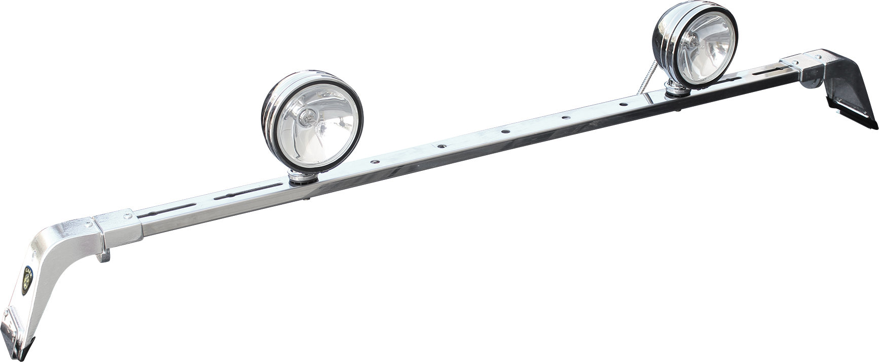 CARR Deluxe Fold Down Light Bar for 84-00 Jeep Cherokee XJ