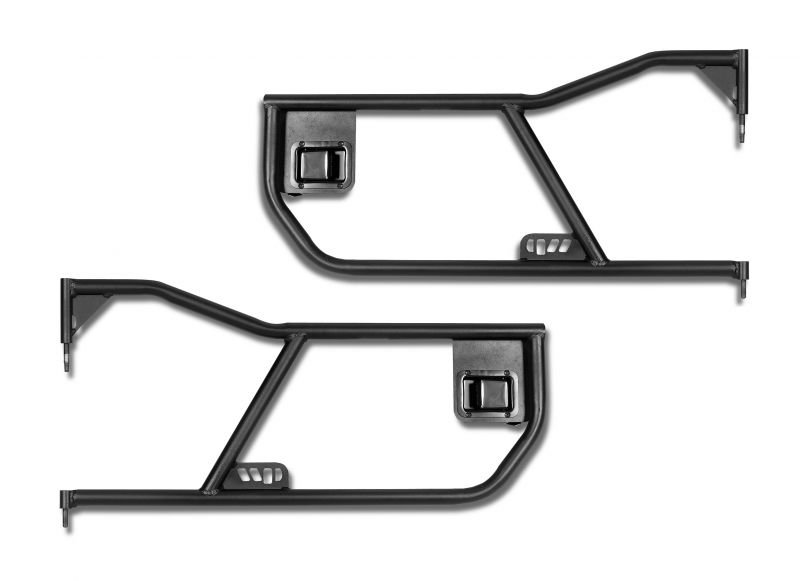 Warrior Products 90783 Front Adventure Tube Doors for 84
