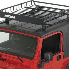Roof Rack Grand New Avanza All Camry Vs Accord Yakima 8007080 Megawarrior Gear Basket Quadratec
