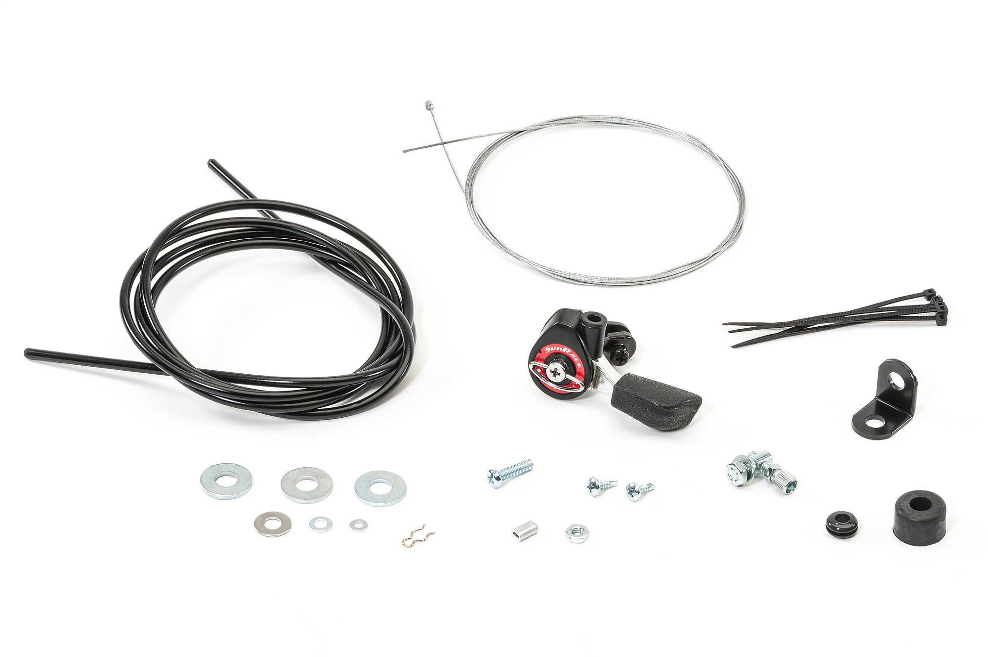 Teraflex 4870400 Hand Throttle Kit for 87-06 Jeep Wrangler