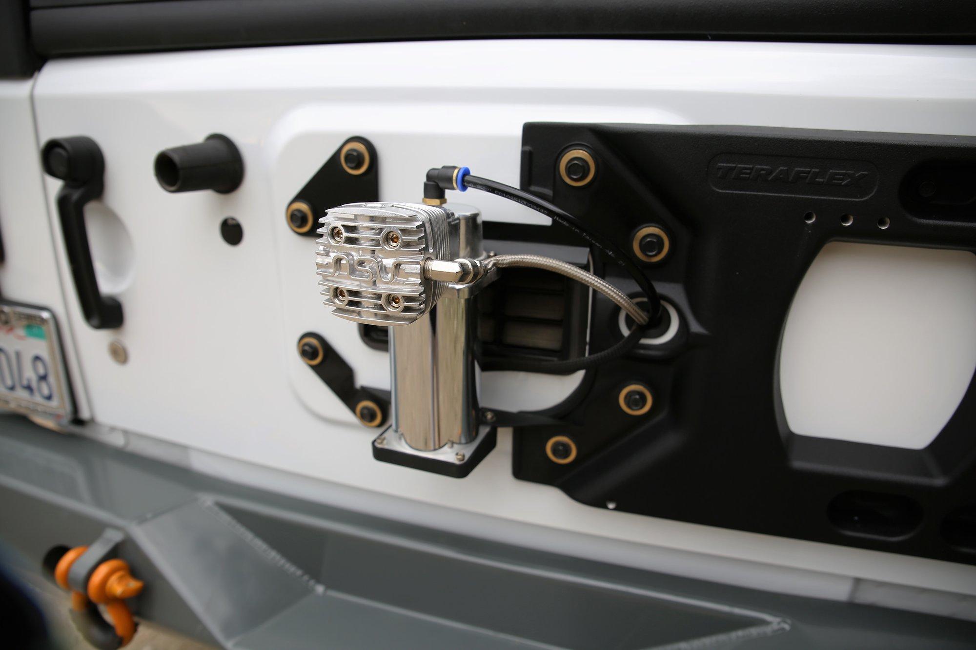 Arb Compressor Wiring Harness