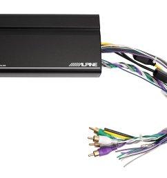 alpine mrp m500 wiring diagram [ 2000 x 1461 Pixel ]