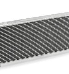cold case moj994a aluminum performance radiator for 91 01 jeep cherokee xj quadratec [ 2000 x 1184 Pixel ]