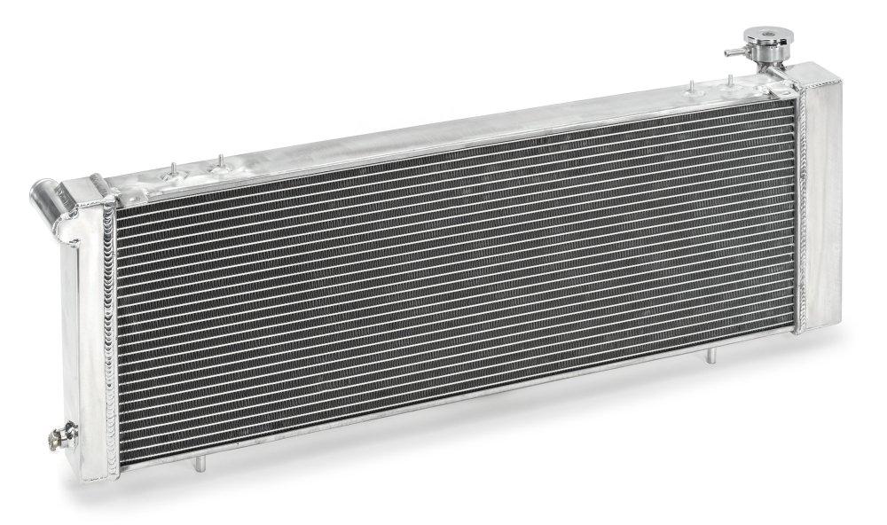 medium resolution of cold case moj994a aluminum performance radiator for 91 01 jeep cherokee xj quadratec