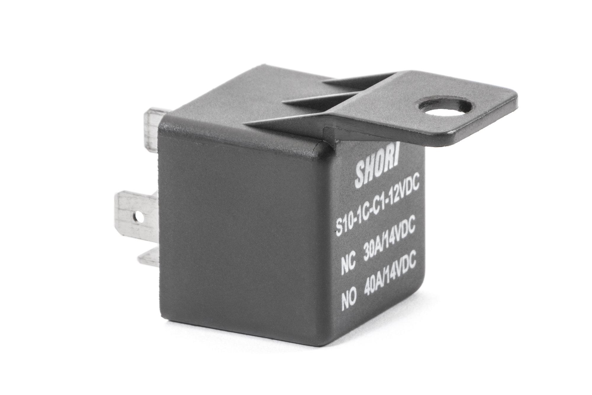 12vdc 30 40a relay wiring diagram cat 5 wall jack quadratec eref00031 spst