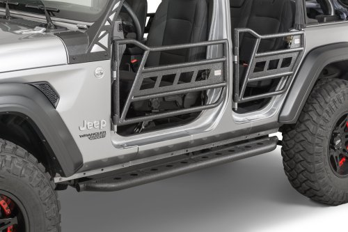 small resolution of fishbone offroad fb24086 front and rear tube doors for 18 19 jeep wrangler jl 4 door unlimited quadratec