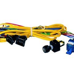 hella 148541001 rallye 4000 series wiring harness for 2 lamps quadratec [ 1259 x 701 Pixel ]