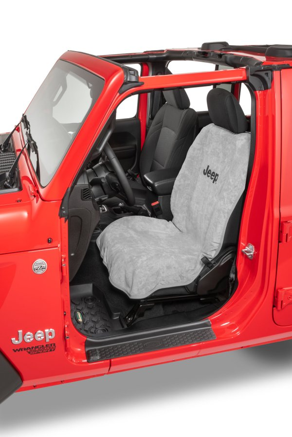 Insync Seat Armour Jeep Logo Towels Quadratec