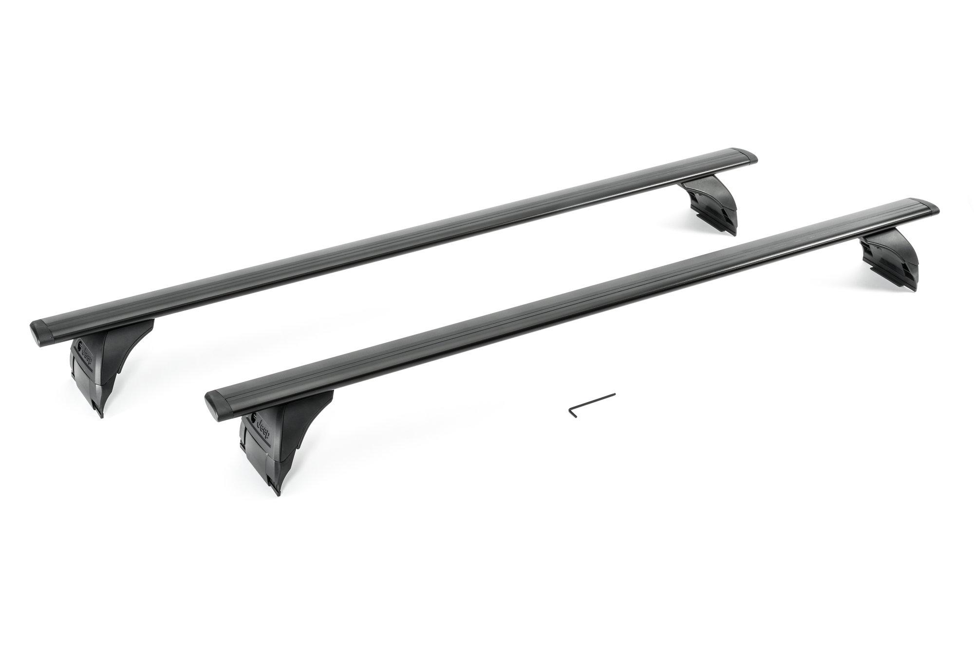 Mopar 82215387 Removable Roof Rack Kit for 18-19 Jeep