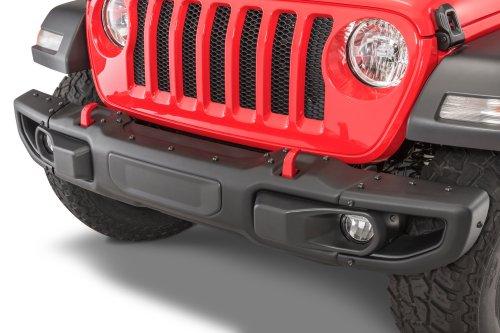 small resolution of mopar 82215121ab 3 piece rubicon front bumper for 18 19 jeep wrangler jl 2020 gladiator jt quadratec