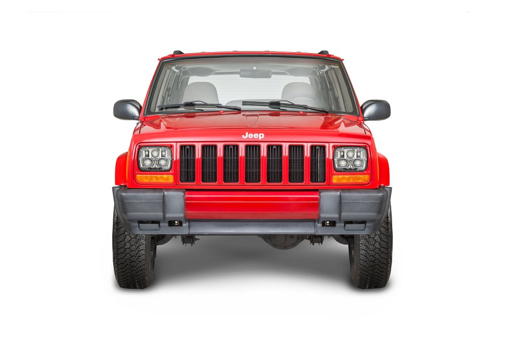 medium resolution of j w speaker 8910 evolution 2 heated led headlight kit for 84 01 jeep wrangler yj