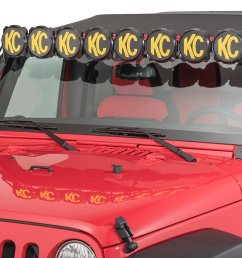 kc hilites 91313 gravity pro6 led light bar for 07 18 jeep wranglerkc hilites 91313 gravity [ 2000 x 1335 Pixel ]
