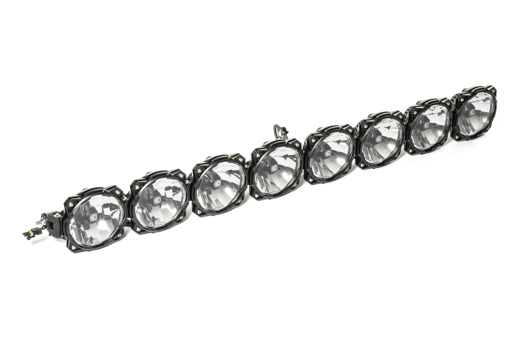 Kc Hilites Gravity Led Pro6 50 Led Light Bar