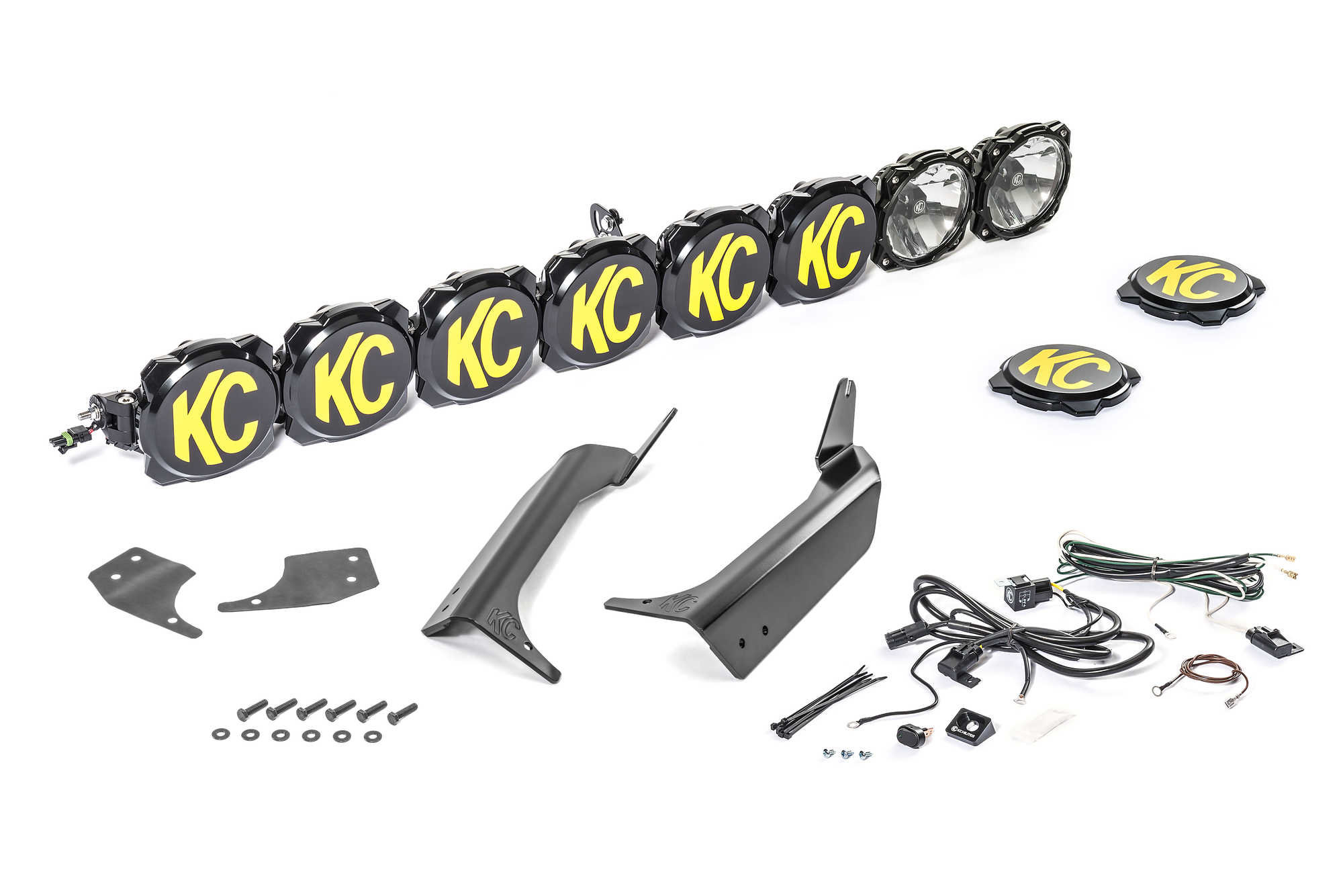 Wiring Light Bar Jeep Wrangler