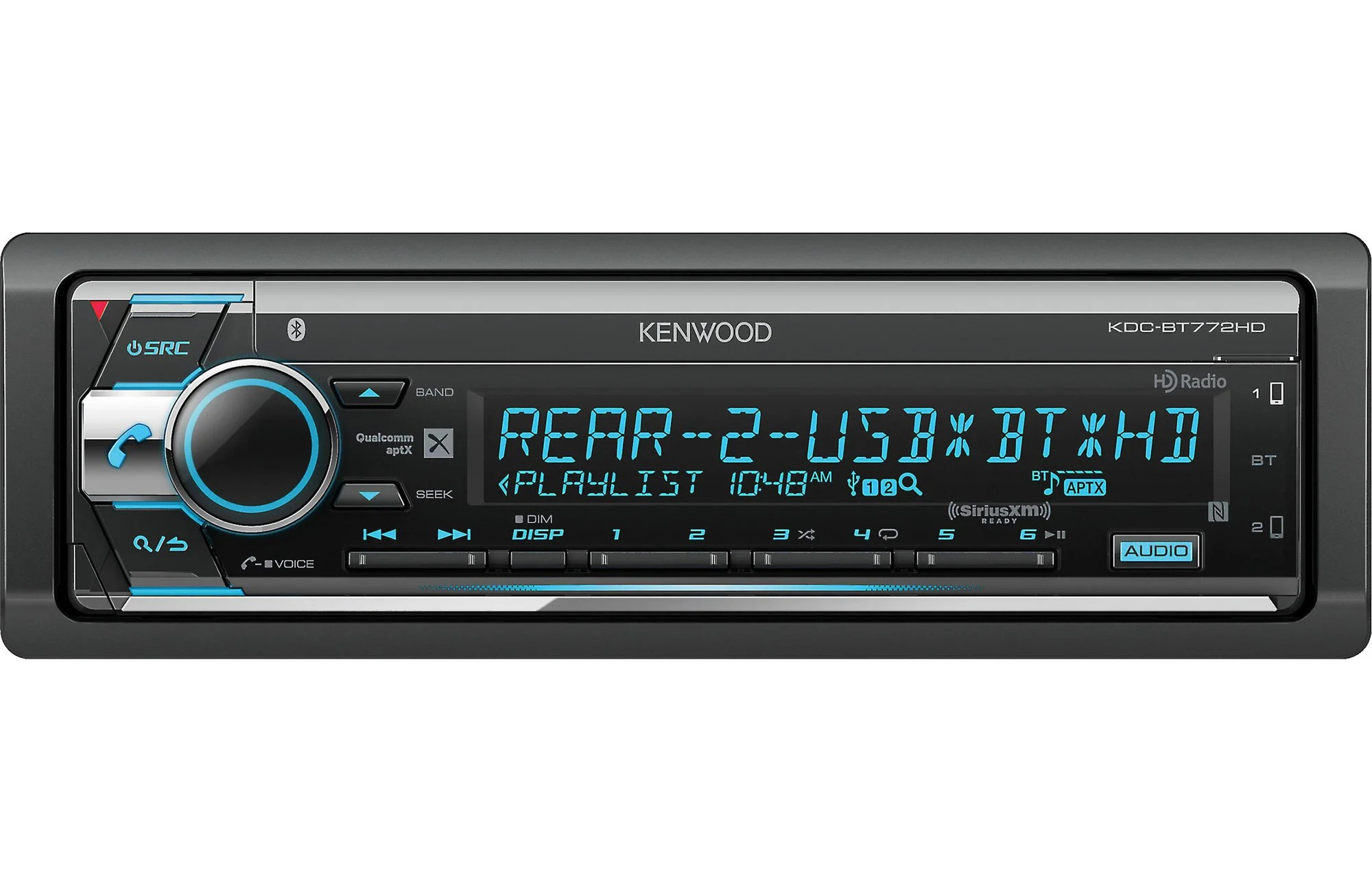 kenwood kdc plumbing rough in dimensions diagram bt772hd stereo receiver with bluetooth and hd