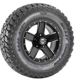 mickey thompson baja atzp3 radial tire on sd 5 wheel for 07 18 jeep [ 1180 x 1122 Pixel ]