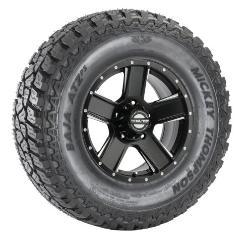 small resolution of mickey thompson baja atzp3 radial tire on sd 5 wheel for 07 18 jeep
