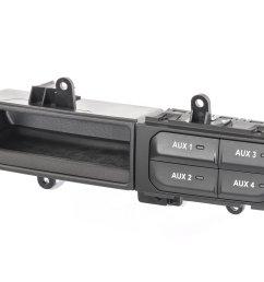 mopar 82215190 auxiliary switch bank for 18 19 jeep wrangler jl quadratec [ 2000 x 1335 Pixel ]