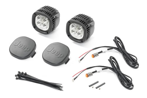small resolution of mopar 82215385ab 5 led offroad light kit for 18 19 jeep wrangler jl 2020 gladiator jt