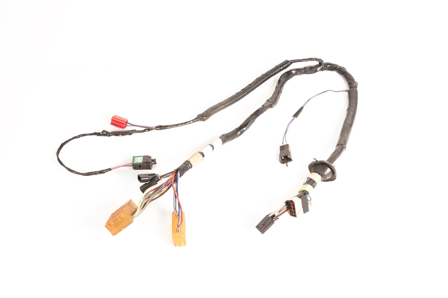 hight resolution of  wiring harness for 1996 jeep cherokee xj export 38 99 omix ada