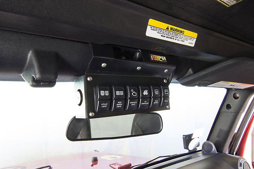 Painless Wiring Trail Rocker Relay Center Accessory