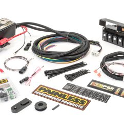 painless wiring trail rocker relay center accessory control for 09 18 jeep wrangler jk [ 2000 x 1335 Pixel ]