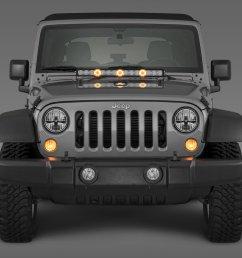 led light bar wiring harnes install [ 2000 x 1333 Pixel ]