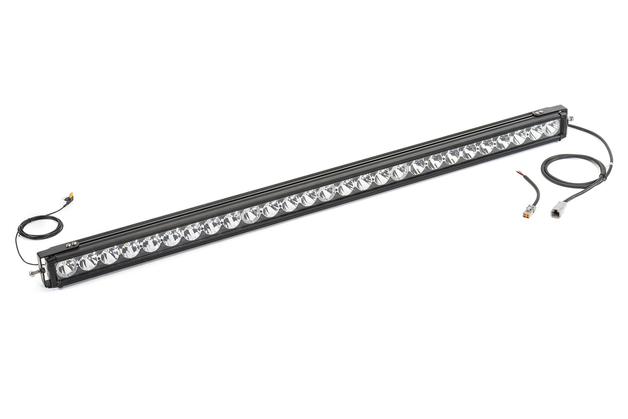 Quadratec J5 Light Bar with Fasttrack Mounting System & 3