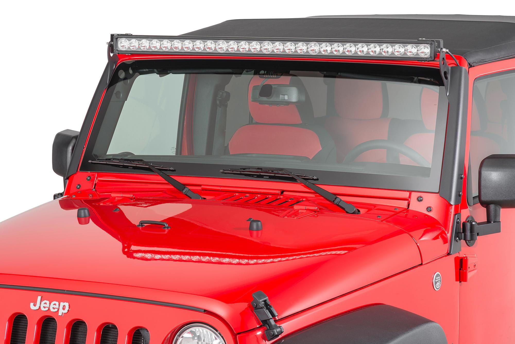 hight resolution of quadratec 2 bolt led light bar windshield pillar mounting brackets for 07 18 jeep wrangler jk quadratec