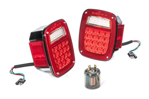 small resolution of quadratec led tail light kit for 81 86 jeep cj 5 cj 7 cj 8 scrambler quadratec