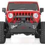 Rough Country 10539 Front Rear Fender Delete Kit For 18 20 Jeep Wrangler Jl Quadratec