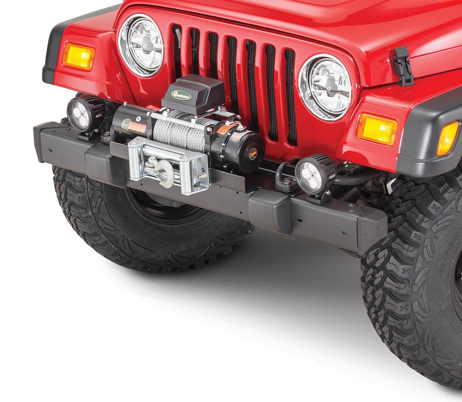 Jeep Winch Wiring
