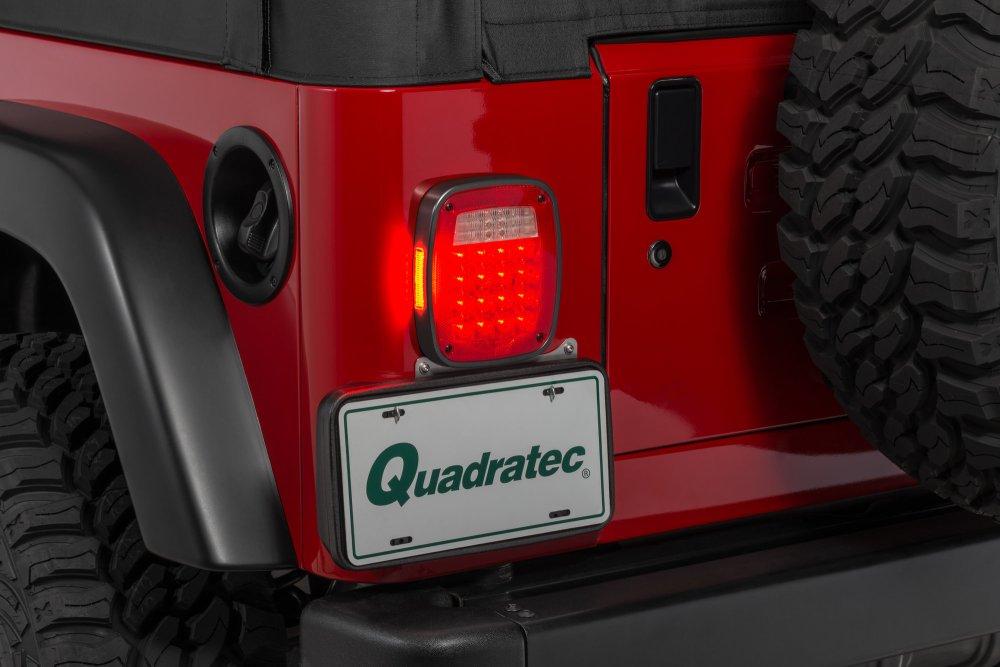 medium resolution of savvy off road sav tla billet aluminum led tail lights for 87 06 jeep wrangler yj tj quadratec