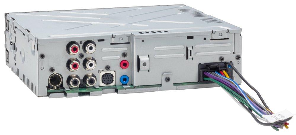 medium resolution of sony mex xb120bt bluetooth cd stereo receiver previous next