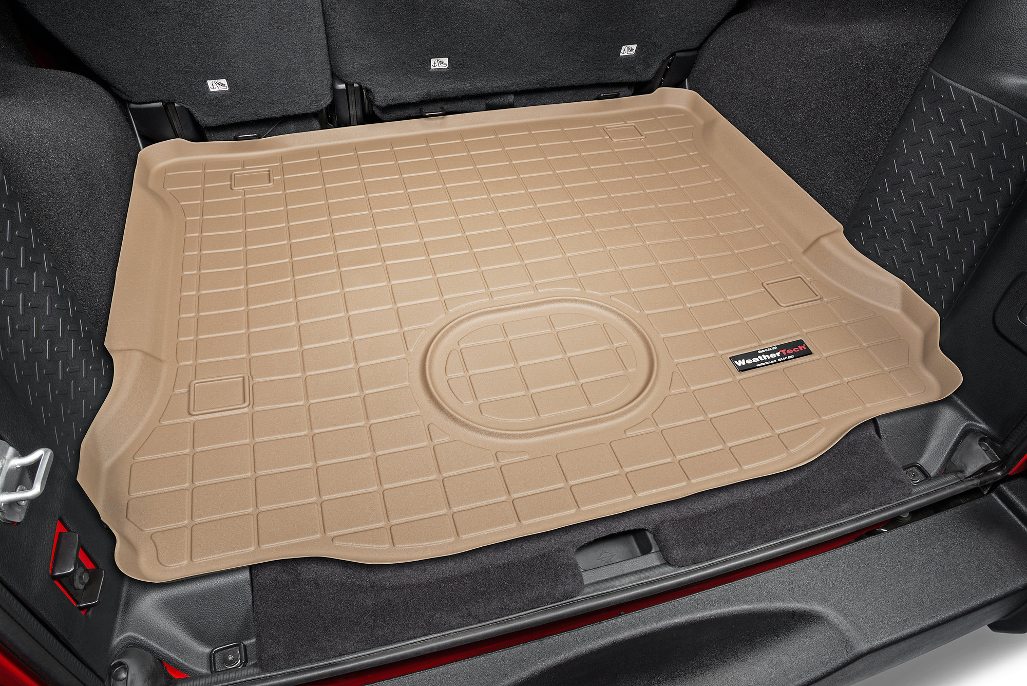 WeatherTech Cargo Liner for 1518 Jeep Wrangler Unlimited