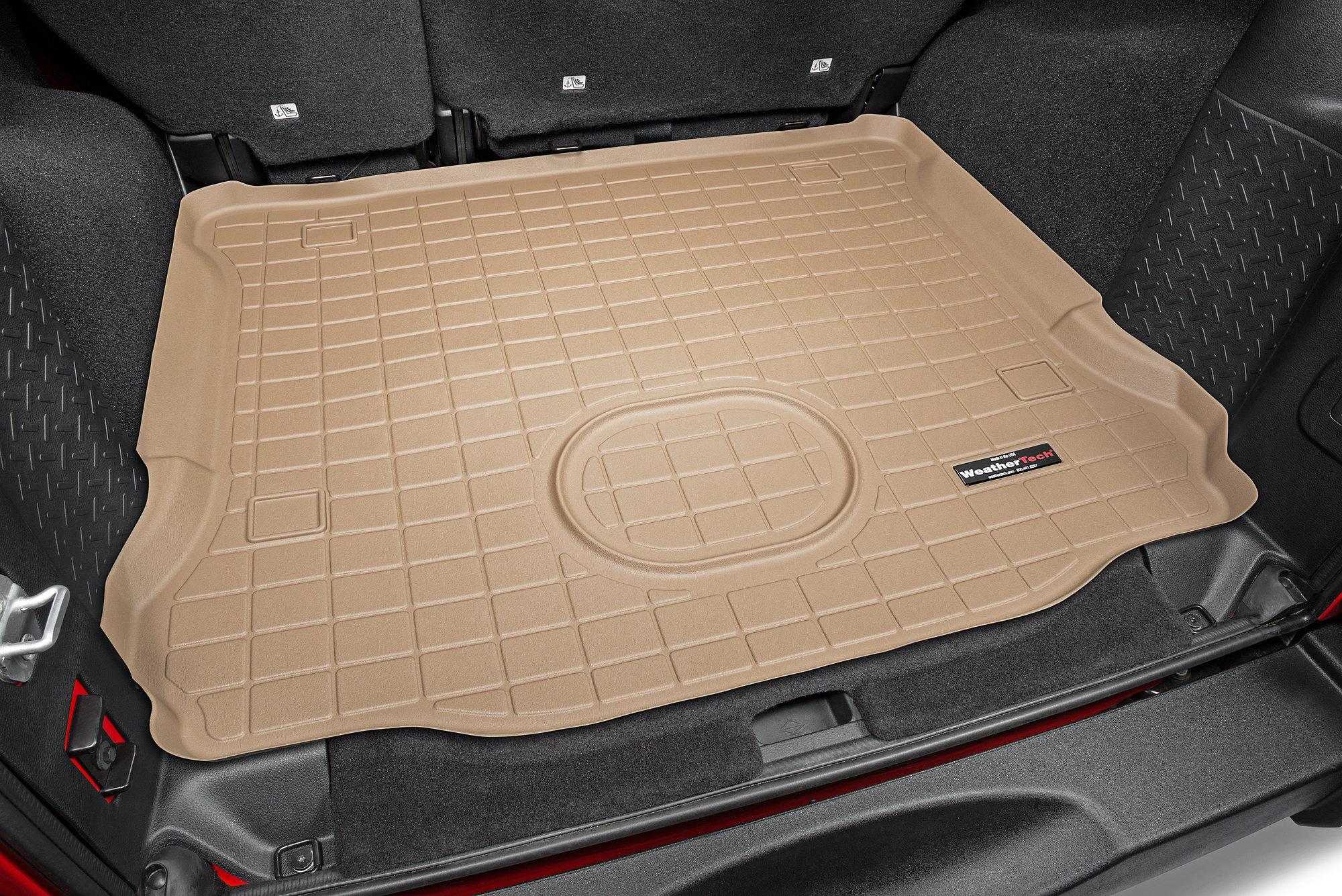 weathertech mats for jeep wrangler