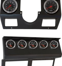 auto meter 7040 dash panel with gauges for 87 95 jeep wrangler yj quadratec [ 1122 x 1340 Pixel ]