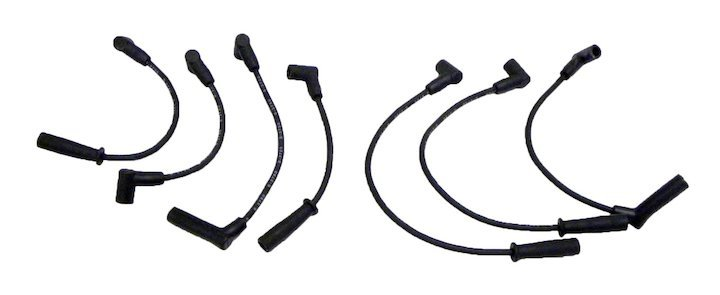 Crown Automotive 83507178 Spark Plug Wire Set for 91-00