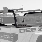 Dee Zee Truck Bed Rack For 2020 Jeep Gladiator Jt Quadratec