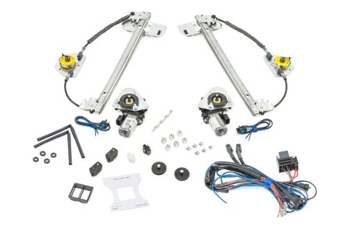 small resolution of electric life je13 1099 direct fit power window kit for 07 18 jeep wrangler jk 2 door quadratec