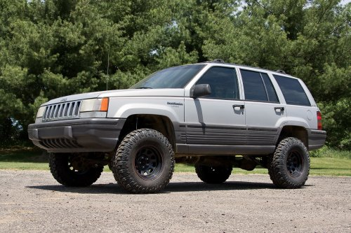 small resolution of zone offroad products 4 suspension system for 93 98 jeep grand cherokee zj quadratec