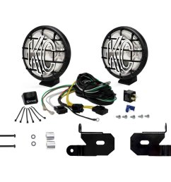 6 kc lights wiring harness light wiring wiring harnesses led hid halogen light wiring solutions kc offers a variety of light wiring including wiring kits  [ 2000 x 1600 Pixel ]