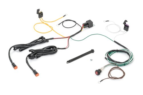 small resolution of kc hilites 6315 deluxe wiring harness with relay previous next